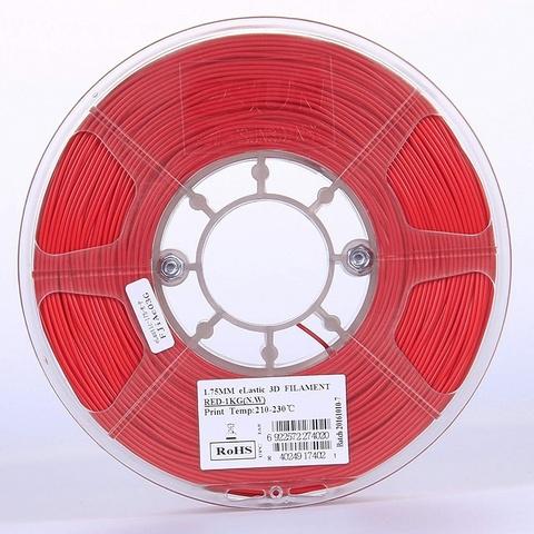 ESUN eLastic 1.75 мм 1кг., красный