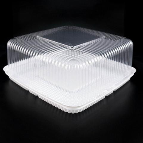 Контейнер для торта 26,7*26,7*11,8см