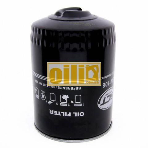 Фільтр масляний SCT SM108 (МТЗ Д240 - Д245, 5301