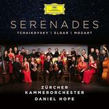 Daniel Hope, Zurcher Kammerorchester / Tchaikovsky, Elgar, Mozart: Serenades (CD)