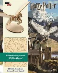 IncrediBuilds: Buckbeak : Deluxe model and book set