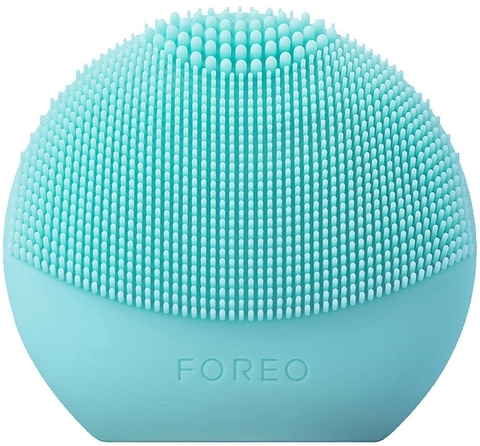 Foreo LUNA Fofo Face Brush with Skin Analysis Aquamarine