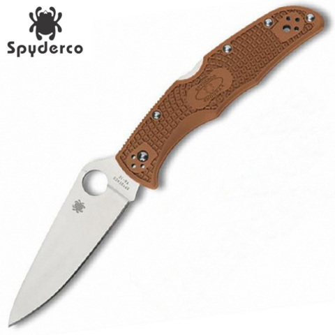 Нож Spyderco модель 10FPBN Endura 4 Brown