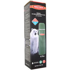 Термос Арктика 103-750 зелёный - 2