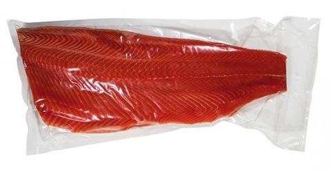 Филе лосося подкопченное (Россия)