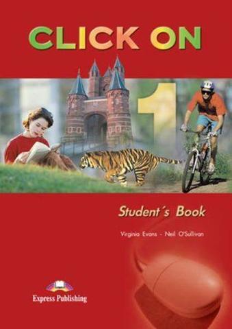 Click On 1. Student's Book. Beginner. Учебник