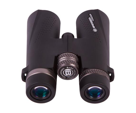 Бинокль Bresser Condor UR 8x42 - светоотражающее покрытие для наблюдения в сумерках