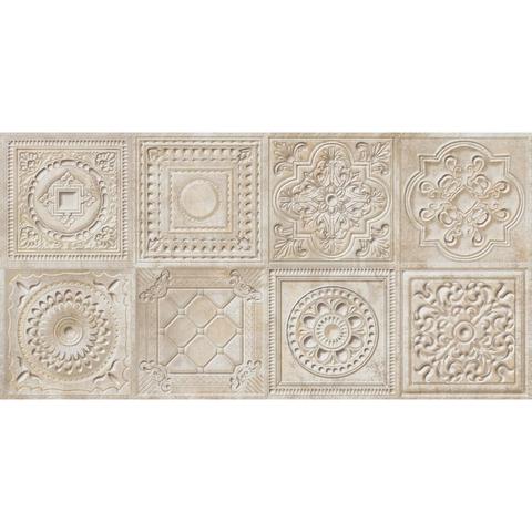 Декор Idalgo Toledo Crema (31,5х63 см) светло-бежевый  (шт.)