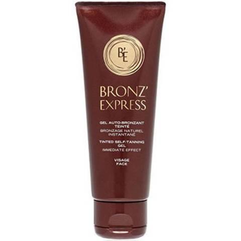 Academie Гель-автозагар для лица | Bronz'express Tinted Self-Tanning Gel