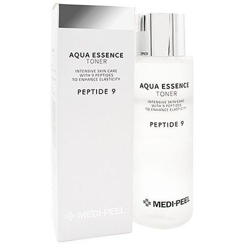 Medi-Peel Peptide 9 Aqua Essence Toner антивозрастной тонер-эссенция с пептидами