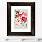 Уолтер Гуд Фитч - Himalaya Plants Pink Flower, 1869г.
