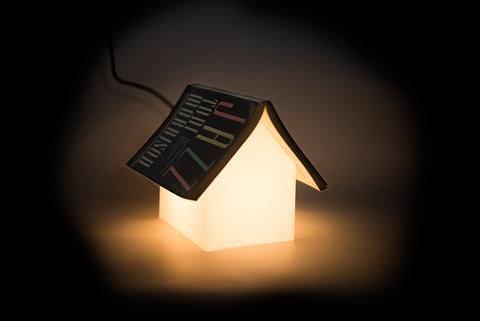 Светильник настольный Book Rest