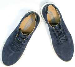 Удобные кроссовки на лето мужские Faber 1957134-7 Blue