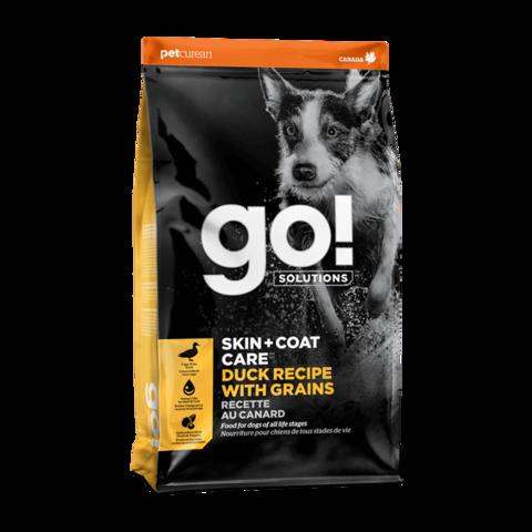 Go! Sensitivity + Shine Сухой корм для щенков и собак с уткой и овсянкой