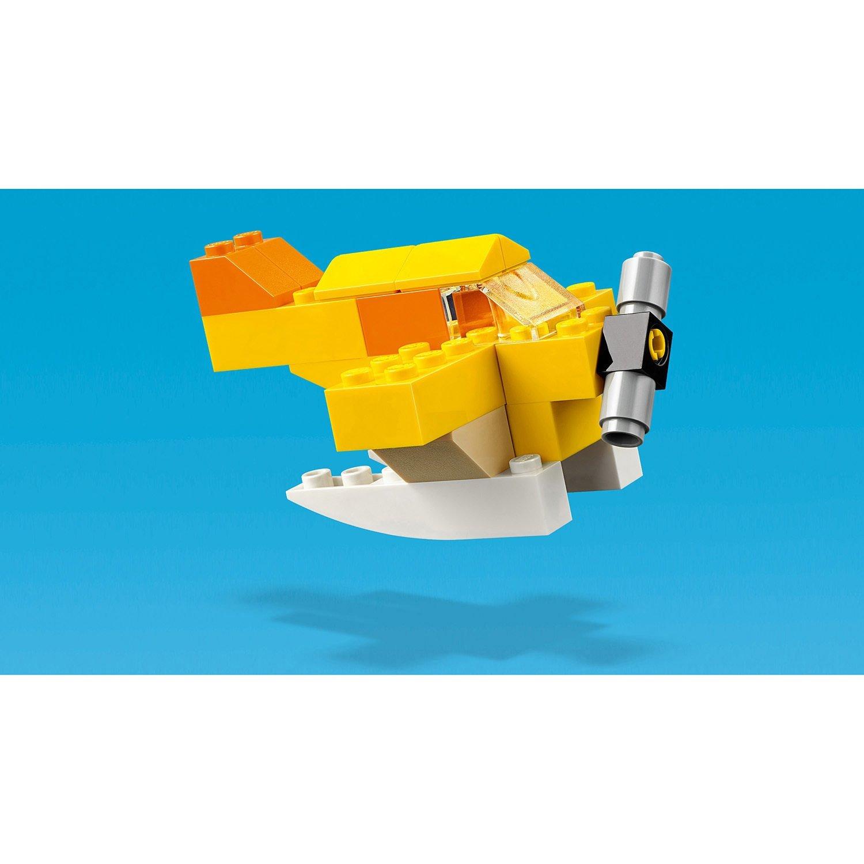 Конструктор LEGO Classic Базовый набор кубиков 11002