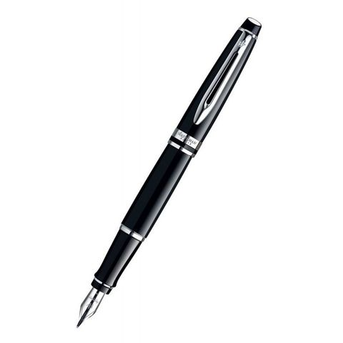 Перьевая ручка Waterman Expert 3 Black CT перо F (S0951740)