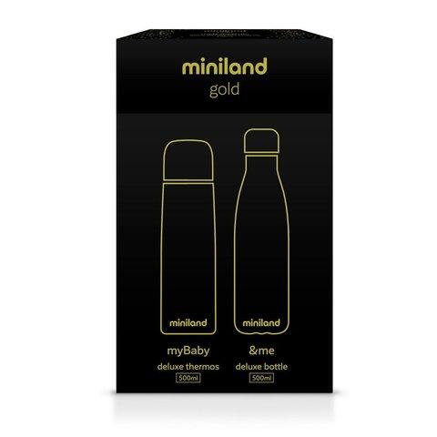 Набор Miniland MyBaby&Me 500 мл. Термос и термобутылка