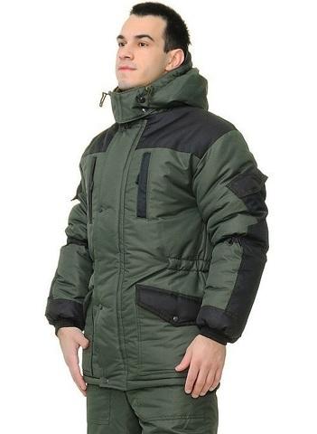 Куртка Зимняя ТАЙГА ( Мембрана Таслан )