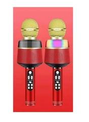 Микрофон Q008 красный