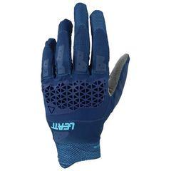 Перчатки для мотокросса Leatt Moto Lite 3.5 синие Размер S (8)