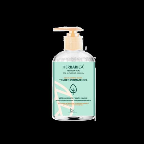 BelKosmex Herbarica Нежный гель для интимной гигиены 300г