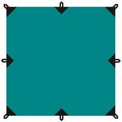 Тент Tramp 3*3м (зеленый)
