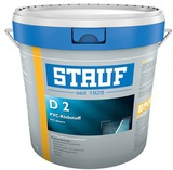 STAUF D2 (15 кг) воднодисперсионный однокомпонентный паркетный клей (Германия)