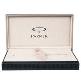 Шариковая ручка Parker Duofold K74 International Black GT Mblack (S0690500)