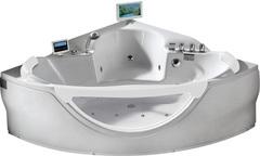 Акриловая ванна Gemy G9025 II O