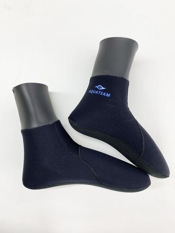 Носки AquaTeam Anatomic 9мм с манжетой
