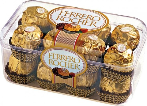 Конфеты Ferrero Rocher 200гр.
