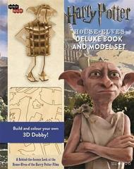 IncrediBuilds: House-Elves : Deluxe Book and Model Set