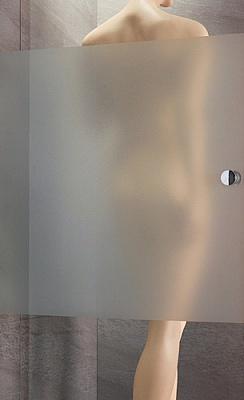 Душевая кабина EOS KDJ 90/L 900*900*1970 хром/матовое/6мм 37503-01-12NL