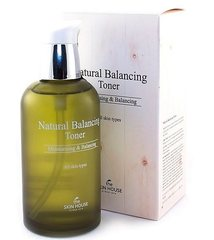 Матирующий балансирующий тоник The Skin House Natural Balancing