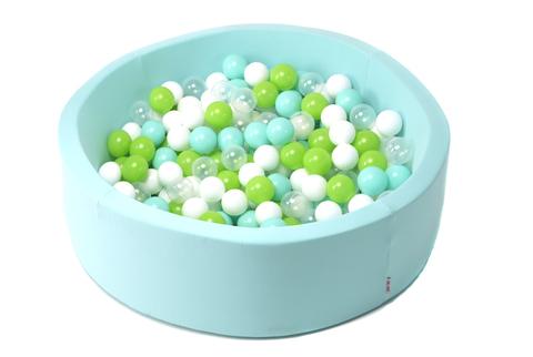 Сухой бассейн Anlipool Green style