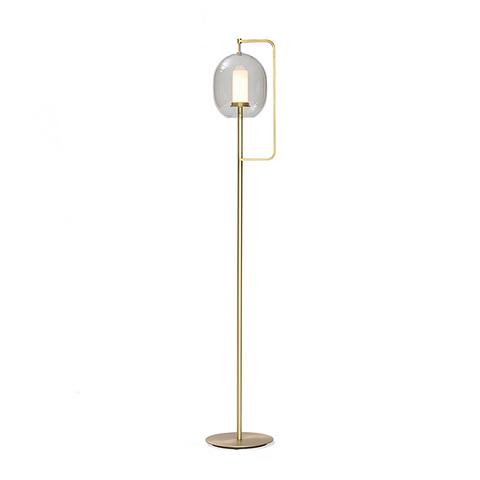 Напольный светильник копия Lantern Light by ClassiCon (золотой)