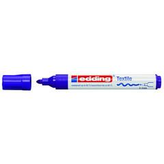 Маркер для текстиля Edding E-4500 фиолетовый (толщина линии 3 мм)