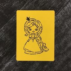 Принцесса №8 с длинной косой