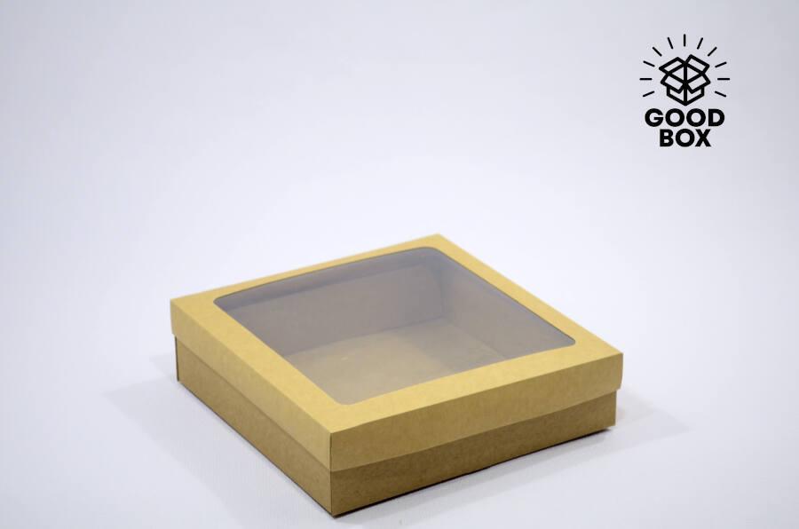 Картонная коробка с экраном купить недорого
