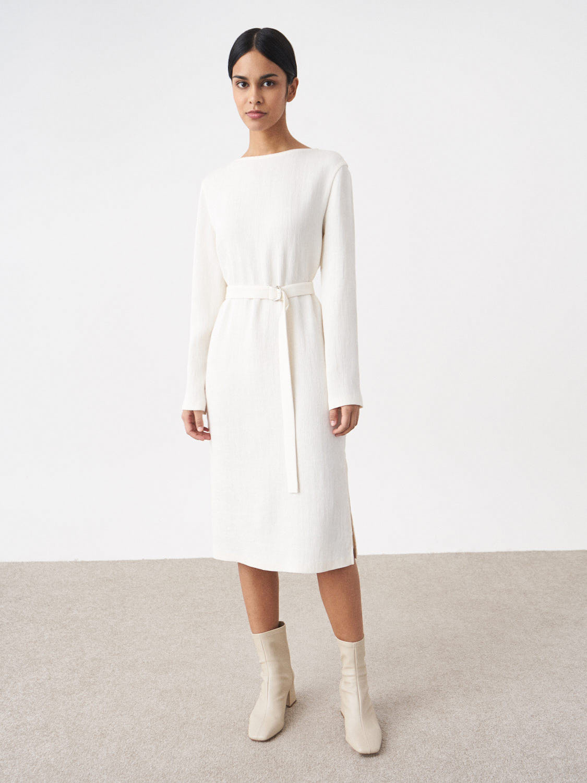 Платье Leia с широкими рукавами