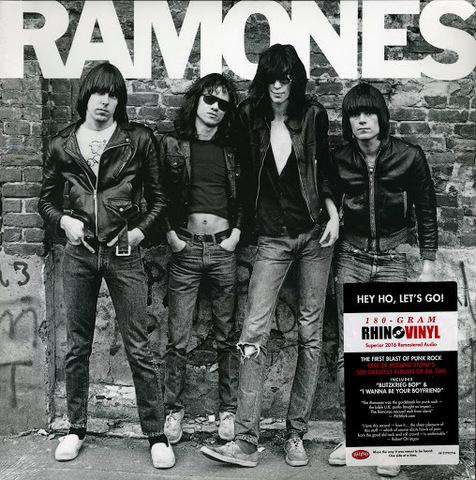 Виниловая пластинка. RAMONES — Ramones