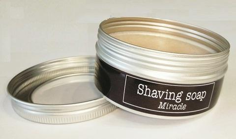 shaving soap 100 гр
