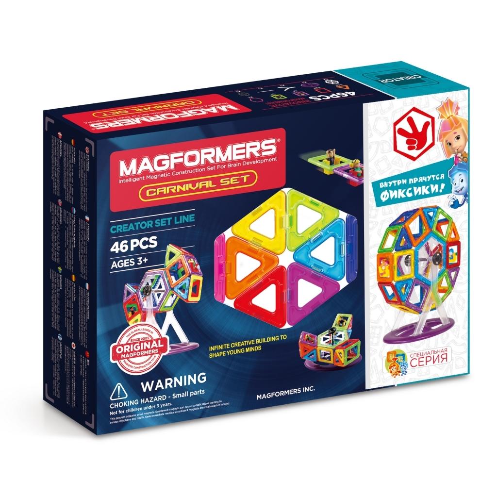 Магнитный конструктор Magformers Набор карнавал