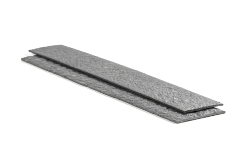 Крепежная лента Ecolat, размер 14 см x 10 мм x 2 м, серая