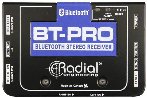 Radial BT-Pro директ-бокс с BlueTooth
