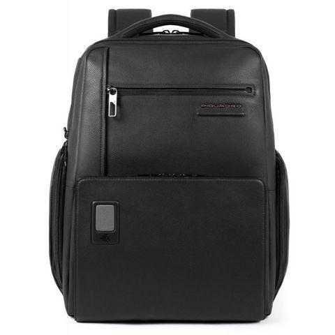 Рюкзак мужской Piquadro Acron (CA5104AO/N) черный кожа