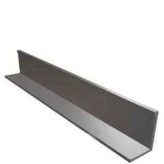 Уголок периметральный  19х19мм белый сталь (3м)