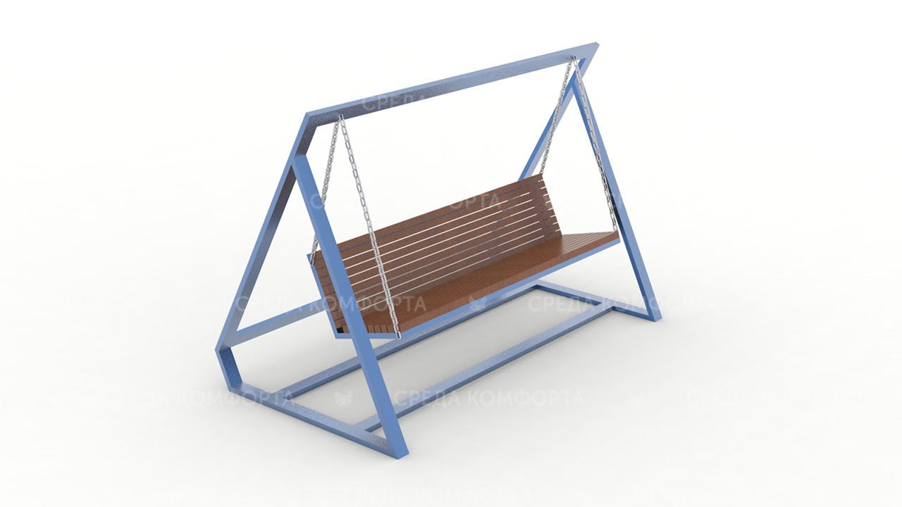 Скамейка качель SCAM0216