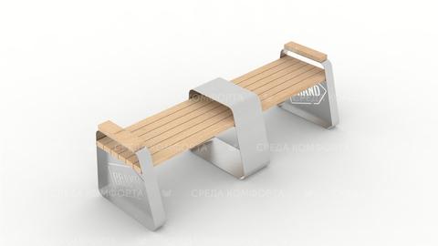 Скамейка со столом SCAM0237