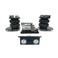 Ford Transit (полный привод) пневмоподвеска задней оси + система управления 2 контура (без ресивера)